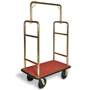 Heavy Duty / 25 Gold Bellman's Cart