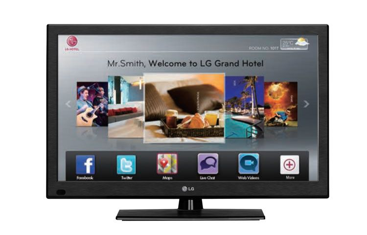 "55"" Commercial Lite LED HDTV"