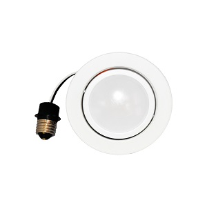 "LED 4"" Recessed Retrofit Kit Gimball"