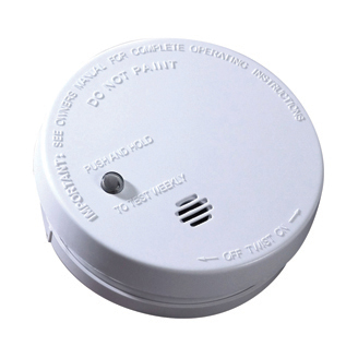 "Fire Sentry Battery Operated 4"" Smoke Alarm i9040"