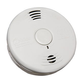 Worry-Free Combination Smoke and Carbon Monoxide Alarm with Sealed Lithium Battery Power P3010CU