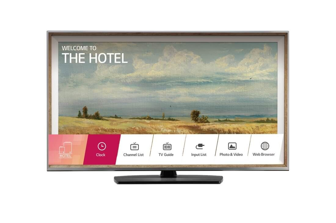 A Premium Smart Solution With UHD Content Delivery