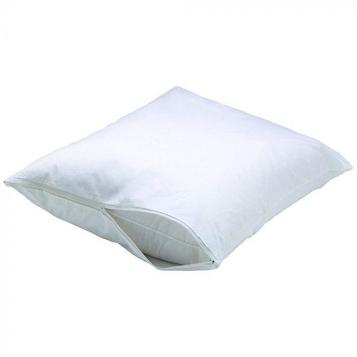 Pillow Protector with Hidden Zipper