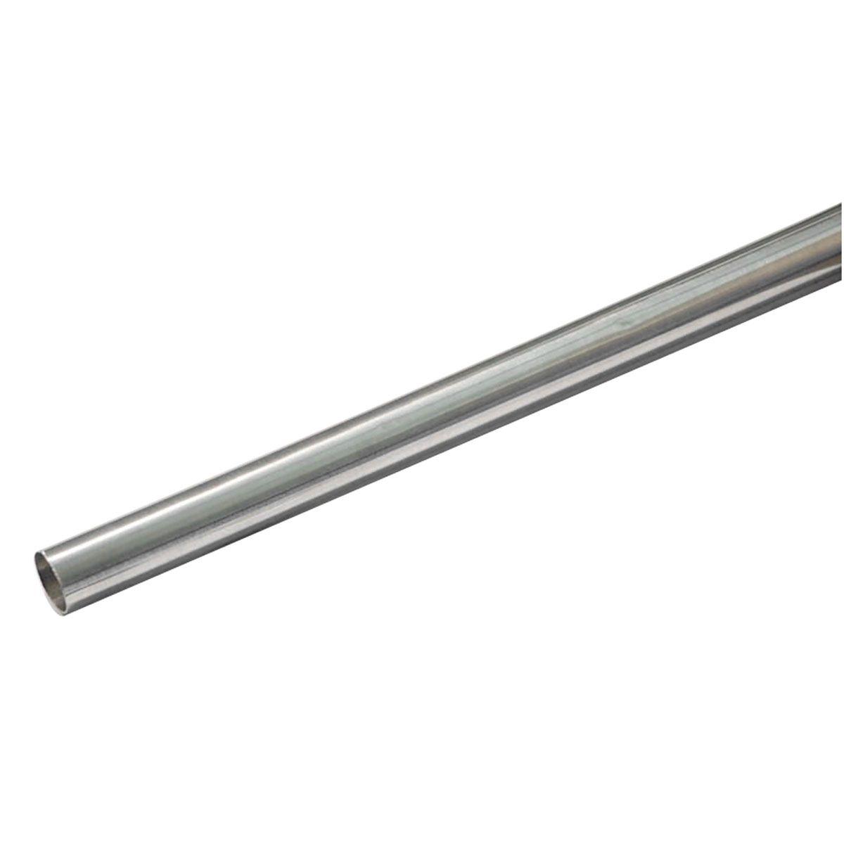 "6463 SHOWER ROD 6""Shower Rod — Aluminum"