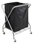 Laundry Hamper Replacement Bag, White Duck