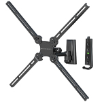 """Universal Full Motion: Pan, Tilt, Extend 6.5"""" Fits upto 40"""" TV's and 100 lbs TV Mounts"""