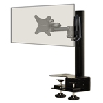 """Desktop Mount with a Full Motion Mount Fits up to 30"""" Monitors/TV's and up to 60 Lbs. (CLON) TV Mounts"""