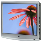 "22LG3DCH - 22"" class (22.0"" diagonal) LCD Widescreen HDTV with HD-PPV Capability"