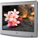 "26LG3DCH - 26"" class (26.0"" diagonal) LCD Widescreen HDTV with HD-PPV Capability"