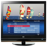 "37LG700H - 37"" class (37.0"" diagonal) Pro:Centricâ""¢ LCD Widescreen HDTV with Applications Platform"
