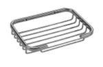 Medium Basket - Satin Nickel