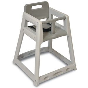 Mutli-use Plastic High Chair